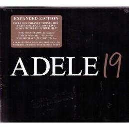 Adele - 19 Deluxe -...