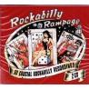 Rockabilly Rampa - Various - Digipack - CD - Neu / OVP