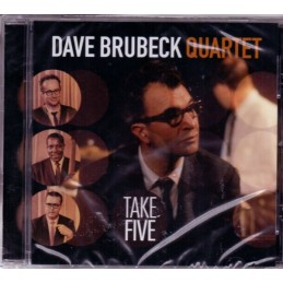 Dave Brubeck Quartet - Take...