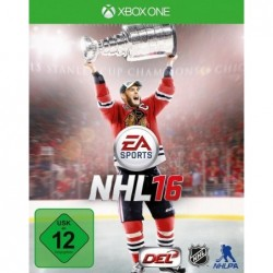 NHL 16 - Xbox One - deutsch...
