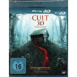 Cult 3D - BluRay - Neu / OVP