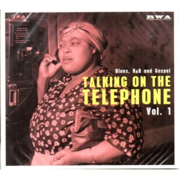 Talking On The Telephone...