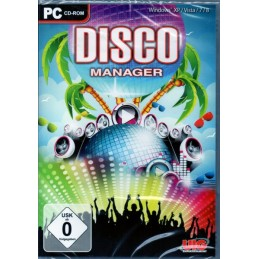 Disco Manager - PC - Neu / OVP