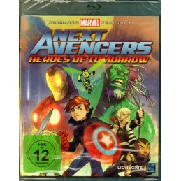 Next Avengers - Heroes of...