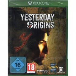 Yesterday Origins - Xbox...