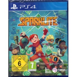 Sparklite - Playstation PS4...