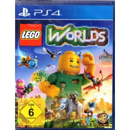 LEGO Worlds - Playstation...