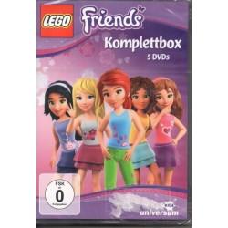 Lego Friends Komplettbox -...