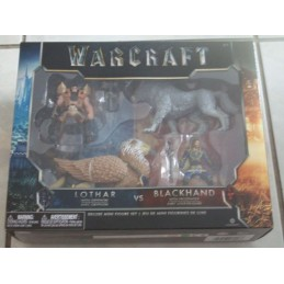 Warcraft - Lothar vs....