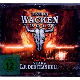 Live at Wacken 2017 - 28...