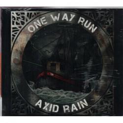 Axid Rain - One Way Run -...