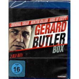 Gerard Butler Box - BluRay...