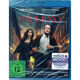 Inferno - BluRay - Neu / OVP