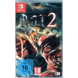 AoT 2 - Nintendo Switch -...