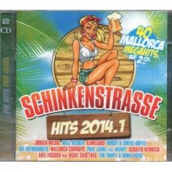 Schinkenstrasse Hits 2014.1...