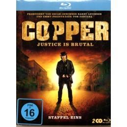 Copper - Justice Is Brutal...