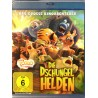 Die Dschungelhelden - Das große Kinoabenteuer - BluRay - Neu / OVP