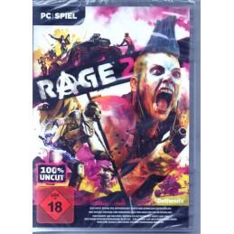 RAGE 2 - PC - deutsch - Neu...