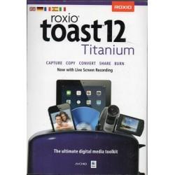 Roxio Toast 12 Titanium -...