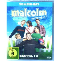 Malcolm Mittendrin - 1.-3....