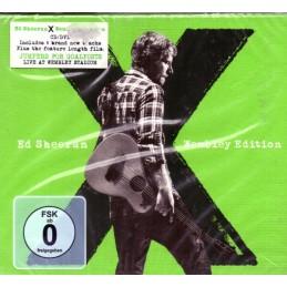 Ed Sheeran - X - Wembley...