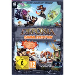 DEPONIA - Sammleredition -...