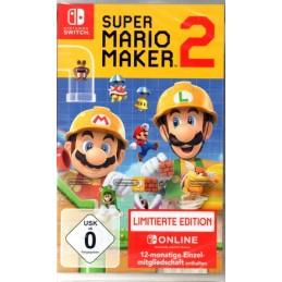 Super Mario Maker 2 -...