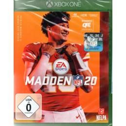 Madden NFL 20 - Standard...