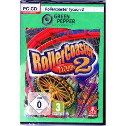 Rollercoaster Tycoon 2 - PC...