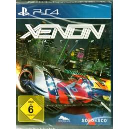 Xenon Racer - PlayStation...