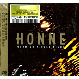 HONNE - Warm on a Cold...