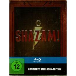 Shazam - Limited Steelbook...