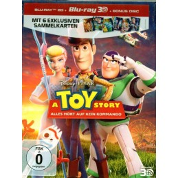 A Toy Story - Alles hört...