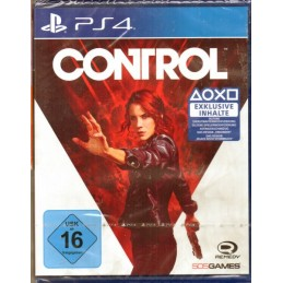 Control - PlayStation PS4 -...