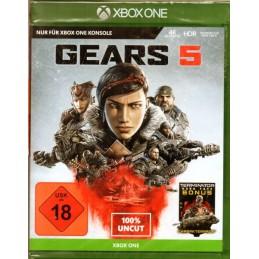 Gears 5 - Standard Edition...