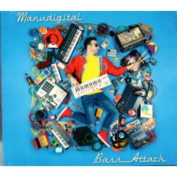 Manudigital - Bass Attack -...