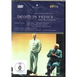 Death in Venice - Benjamin...