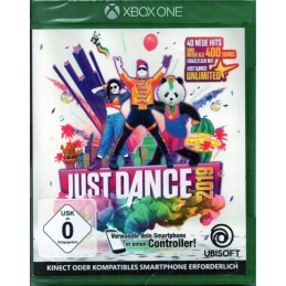 Just Dance 2019 - Xbox One...