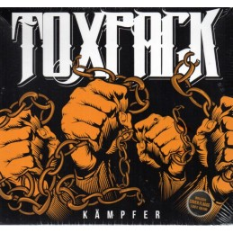 Toxpack - Kämpfer - Limited...