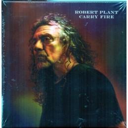 Robert Plant - Carry Fire -...