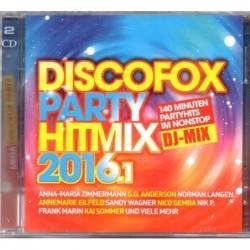 Discofox Party Hitmix...