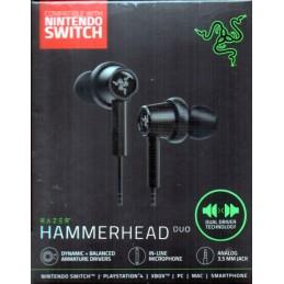 Razer Hammerhead Duo -...