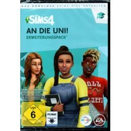 DIE SIMS 4 - An die Uni -...