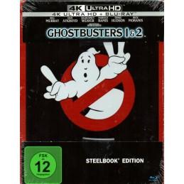 Ghostbusters 1 & 2 - (4K...