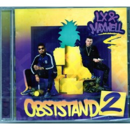 Lx & Maxwell - Obststand 2...