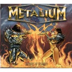 Metalium - Demons Of...