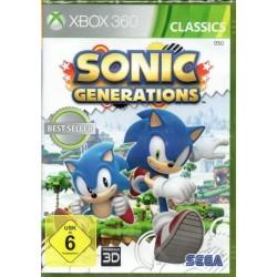 Sonic Generations - XBOX...