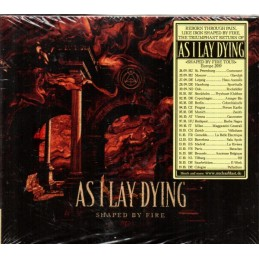 As I Lay Dying - Shaped By...