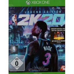 NBA 2K20 - Legend Edition -...