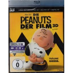 Peanuts - 3D BluRay - Neu /...